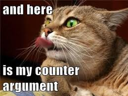 counterargument