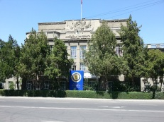 American University of Central Asia, Bishkek, Kyrgyzstan