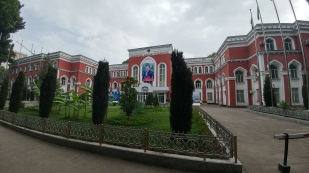 Tajik National University, Dushanbe, Tajikistan