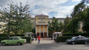 Law Institute, Kyrgyz National University, Bishkek, Kyrgyzstan