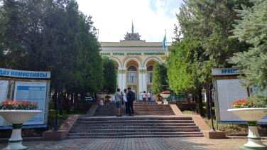 Kazakh National Agrarian University, Almaty, Kazakhstan