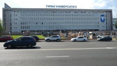 Turan University, Almaty, Kazakhstan
