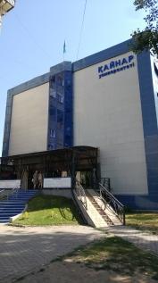 Kainar University, Almaty, Kazakhstan