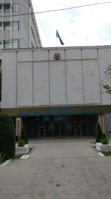 Kazakh National Pedagogical University, Almaty, Kazakhstan