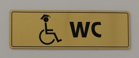 Best higher ed washroom sign ever? Nazarbayev University, Astana, Kazakhstan