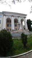 Fading grandeur, Kyrgyz National Agrarian University, Bishkek, Kyrgyzstan