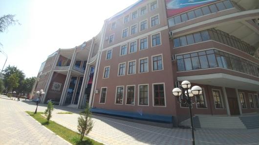 Russian-Tajik Slavonic University, Dushanbe, Tajikistan