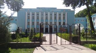 Tajik Pedagogical University, Dushanbe, Tajikkistan