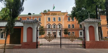 Tajik Technical University, Dushanbe, Tajikistan