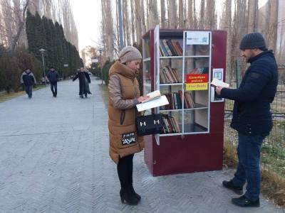 шкафы с книгами