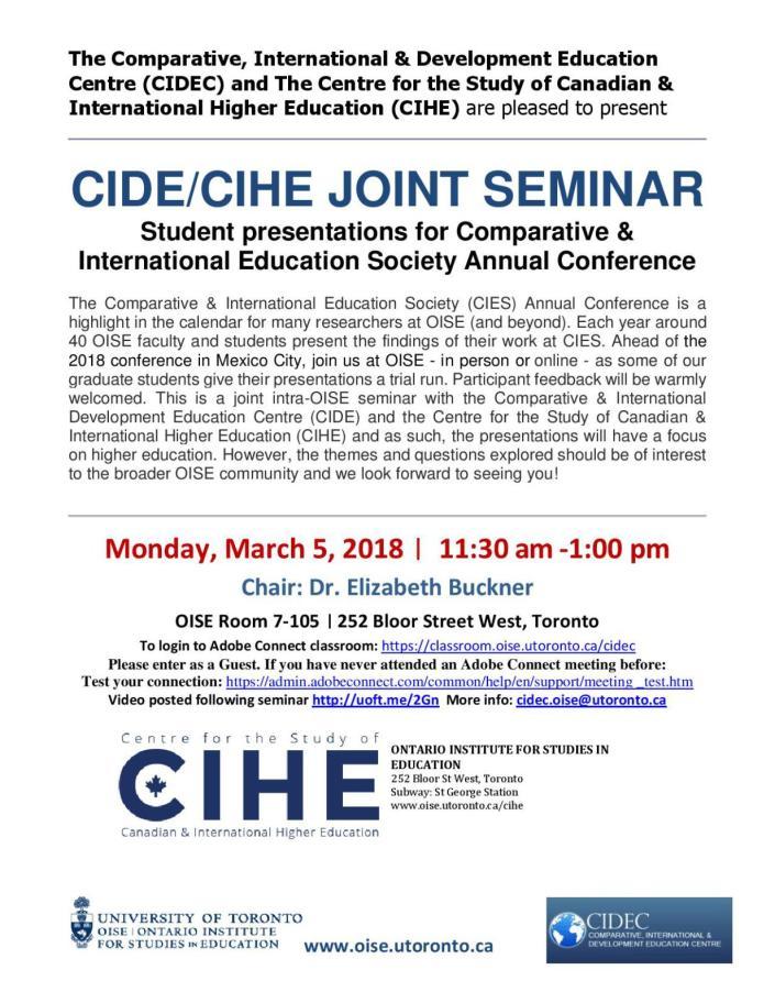 cihe-cide-joint-seminar-mar-5-2018