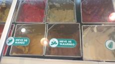 Tamarind sorbet