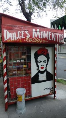 Frida's sweet moments