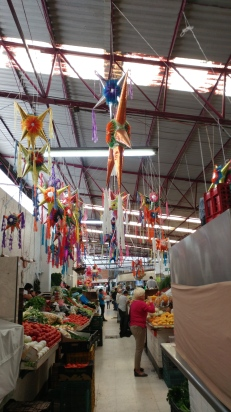 Juarez market interior