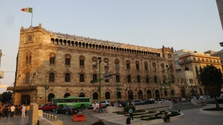 Palacio de Correos de Mexico (main post office)