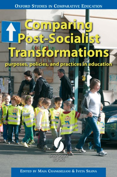 Comparing post-socialist transformations book cover