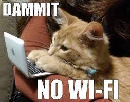 no wi fi